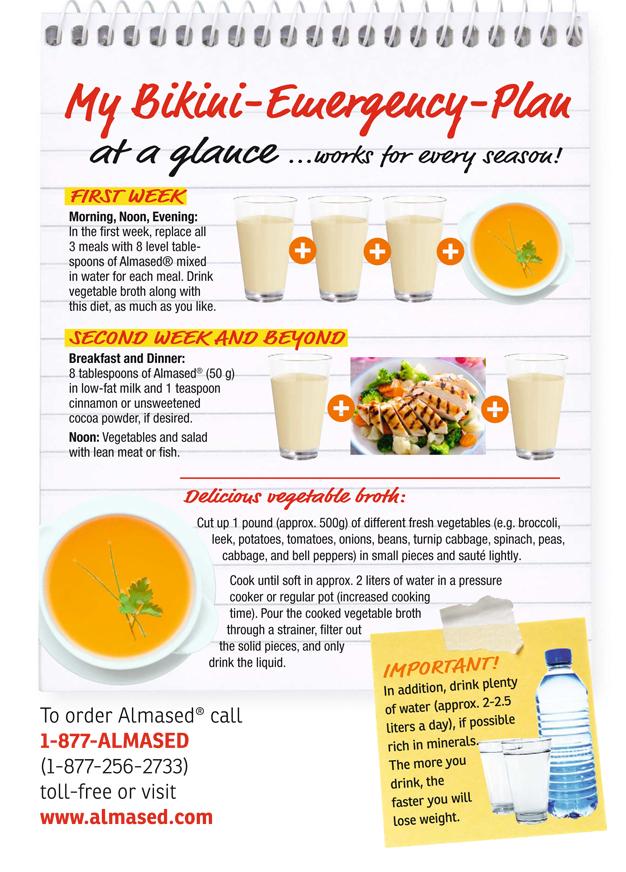 Foods that break down stored fat